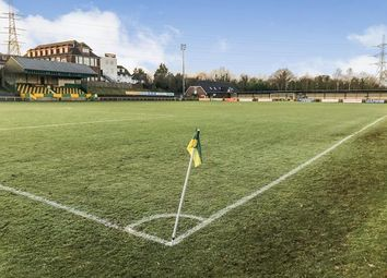 Thumbnail Commercial property for sale in Thurrock Football Club, Ship Lane, Aveley