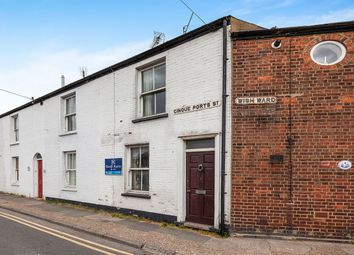 Thumbnail 2 bed terraced house to rent in Cinque Ports Street, Rye