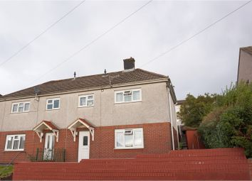 Thumbnail 3 bed semi-detached house for sale in Nursery Crescent, Tredegar