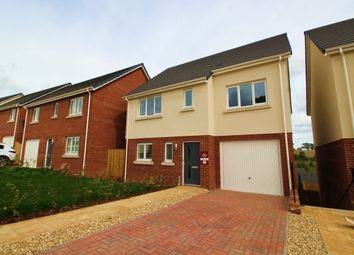 Thumbnail 4 bedroom detached house for sale in The Helmsley Saxon Way, Kingsteignton, Newton Abbot