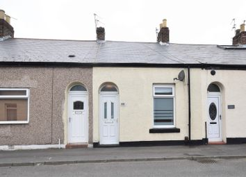 Thumbnail 1 bed cottage for sale in Eglinton Street, Monkwearmouth, Sunderland