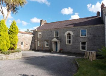 Thumbnail 4 bed semi-detached house for sale in Church Row, Carharrack, Redruth