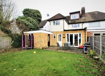 Thumbnail 4 bedroom semi-detached house for sale in St Georges Cresent, Slough, Berkshire