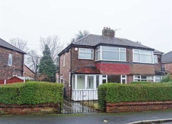 Thumbnail 3 bed semi-detached house to rent in Castlewood Road, Salford, Salford