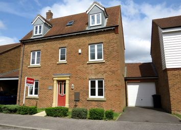 Thumbnail 4 bed town house for sale in Tunbridge Way, Singleton, Ashford