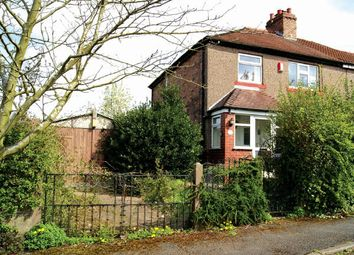 Thumbnail 3 bed semi-detached house for sale in 28 The Avenue, Nr. Leek, Staffordshire
