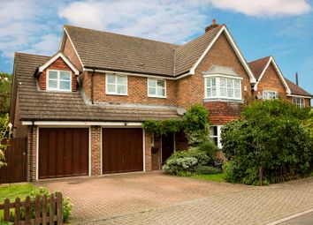 5 bed detached house for sale in Curlys Way, Swallowfield, Reading RG7