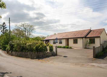 Thumbnail 4 bed detached bungalow for sale in Brooklyn, Sand Road, Wedmore, Somerset