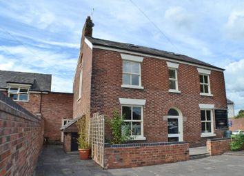 Thumbnail 3 bed flat to rent in Sandringham Court, London Road, Holmes Chapel, Crewe