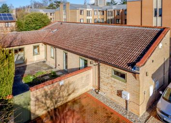 Thumbnail 3 bedroom bungalow for sale in Barton Road, Cambridge