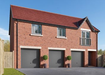 "Thumbnail 2 bed property for sale in ""The Ashbee"" at Cautley Drive, Killinghall, Harrogate"