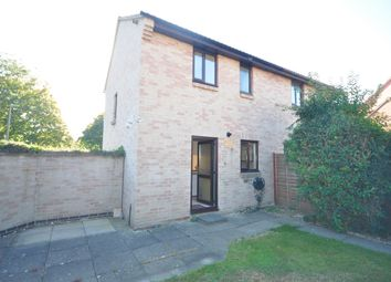 Thumbnail 2 bed terraced house to rent in Goodwood Close, Fareham