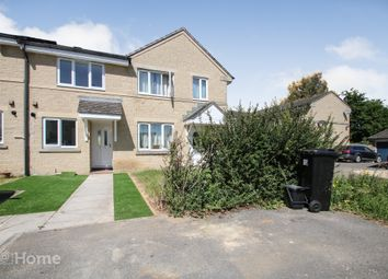 Thumbnail 2 bed terraced house for sale in Meadow Drive, Bath