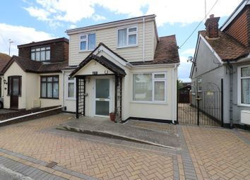 Thumbnail 3 bedroom semi-detached house for sale in Feeches Road, Southend-On-Sea