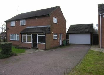 Thumbnail 4 bedroom property to rent in Blakeney Drive, Luton