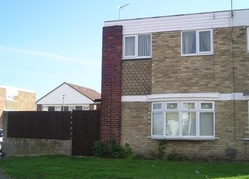 Thumbnail 3 bed semi-detached house for sale in Dryden Close, South Shields, South Shields