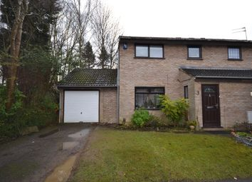 Thumbnail 3 bedroom semi-detached house for sale in Chatsworth Avenue, Goldenash, Northampton