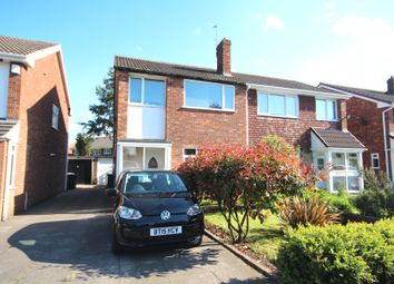Thumbnail 3 bed semi-detached house to rent in Andrew Road, West Bromwich