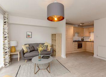 Thumbnail 1 bed flat to rent in Duff Street, Edinburgh