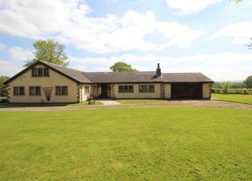 Thumbnail 4 bed bungalow for sale in Runshaw Lane, Euxton, Chorley