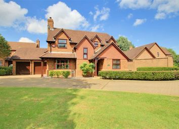 Thumbnail 4 bed detached house for sale in Osier Lane, Shenley Lodge, Milton Keynes, Bucks