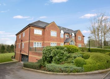 Thumbnail 2 bed flat for sale in Wentworth Court, Evington, Leicester