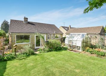 Thumbnail 3 bed detached bungalow for sale in Notch Road, Winstone, Cirencester