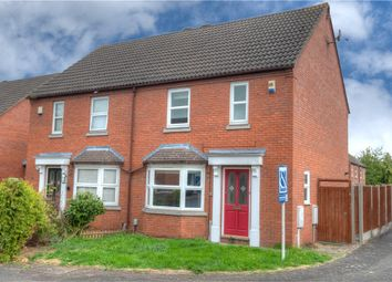 Thumbnail 3 bed semi-detached house for sale in Mulberry Close, Leamington Spa