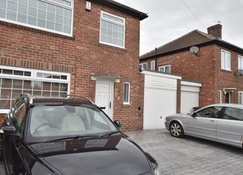 Thumbnail 3 bed semi-detached house for sale in Jenifer Grove, High Heaton, High Heaton, Tyne And Wear