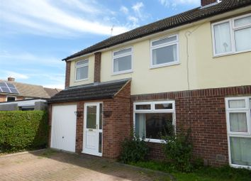 Thumbnail Semi-detached house for sale in Pryor Close, Milton, Cambridge