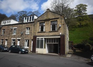 Thumbnail 2 bed end terrace house for sale in Bacup Road, Todmorden