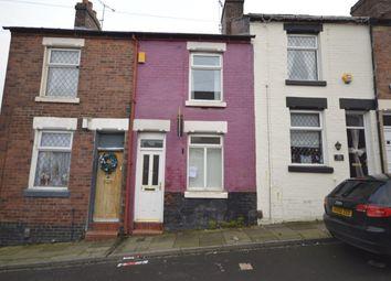2 bed terraced house for sale in Mars Street, Stoke-On-Trent ST6