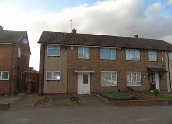 Thumbnail 3 bed semi-detached house to rent in St Marks Road, Derby, Chaddesdon