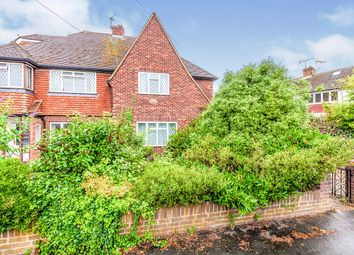 Thumbnail 3 bed semi-detached house for sale in Sheep Walk, Shepperton, Surrey