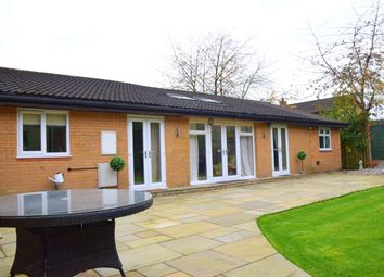 Thumbnail 3 bedroom detached bungalow for sale in Eveside Close, Cheadle Hulme, Cheadle, Greater Manchester