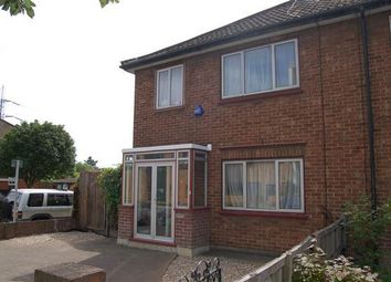 Thumbnail 3 bed end terrace house to rent in Plough Lane, London