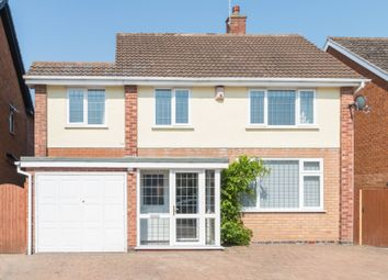 Thumbnail 4 bed detached house for sale in Ralph Road, Shirley, Solihull
