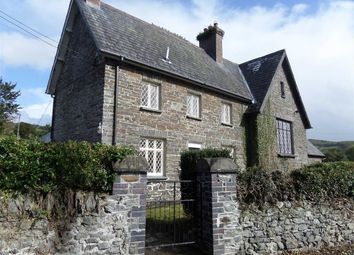 Thumbnail 2 bed semi-detached house to rent in Capel Bangor, Aberystwyth