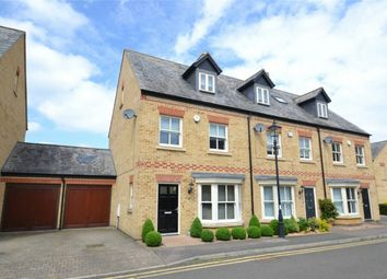 Thumbnail 3 bed end terrace house for sale in Temple Place, Huntingdon, Cambridgeshire