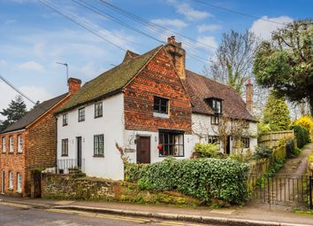 Thumbnail 4 bed semi-detached house for sale in High Street, Oxted