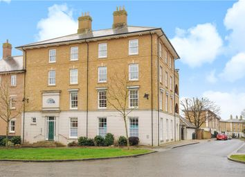 Thumbnail 3 bed flat for sale in Peverell Avenue East, Poundbury, Dorchester, Dorset