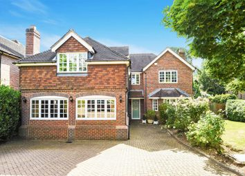 Thumbnail 6 bed detached house for sale in Vicarage Close, Worcester Park
