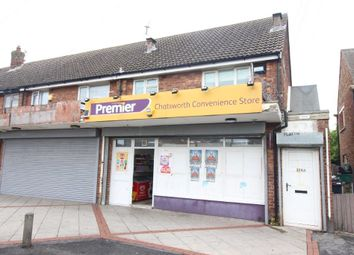 Thumbnail 2 bed flat for sale in Chatsworth Avenue, Fleetwood