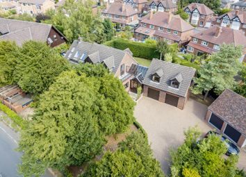 4 bed detached house for sale in Hallams Lane, Chilwell, Nottingham NG9