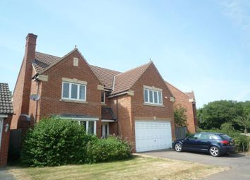Thumbnail 4 bed detached house to rent in Cotswolds Way, Calvert, Buckingham
