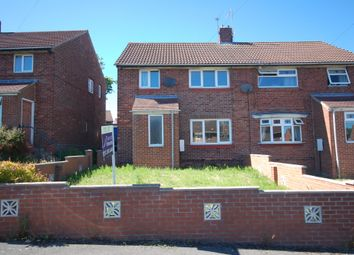 Thumbnail 3 bed semi-detached house to rent in Frankland Road, Framwellgate Moor, Durham