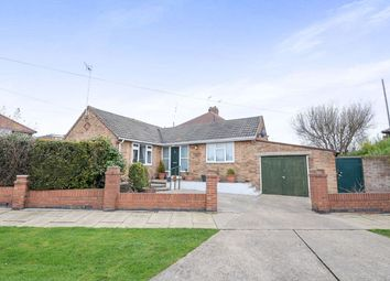 Thumbnail 2 bed bungalow for sale in Meadowfields Drive, York