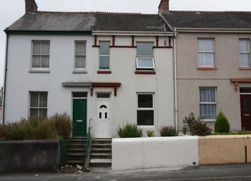 Thumbnail 2 bed terraced house to rent in Laira Bridge Road, Plymouth