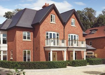 Thumbnail 4 bed semi-detached house for sale in Mill Lane, Taplow