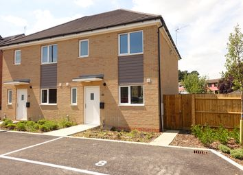 Thumbnail 3 bed semi-detached house to rent in Bunkers Crescent, Bletchley, Milton Keynes